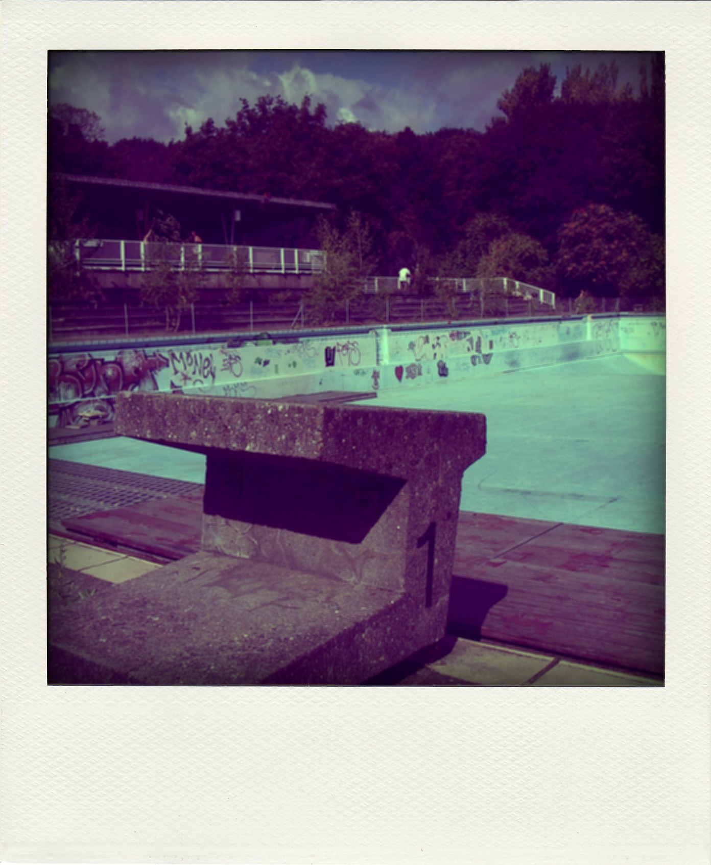 Abandoned Swimming Pool Berlin Germany Impossibleliving